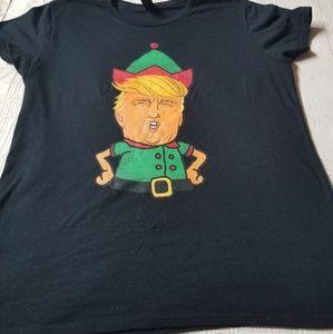 Funny Christmas tshirt (women)
